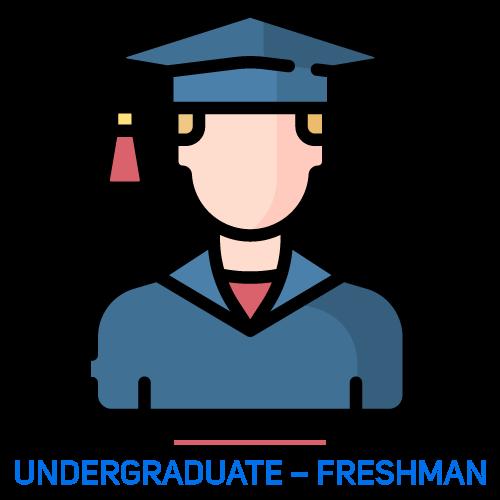 Undergraduate – Freshman