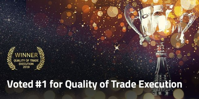 "FP Markets has been rated as the Forex & CFD broker with the ""Best for Quality of Trade Execution 2019"""